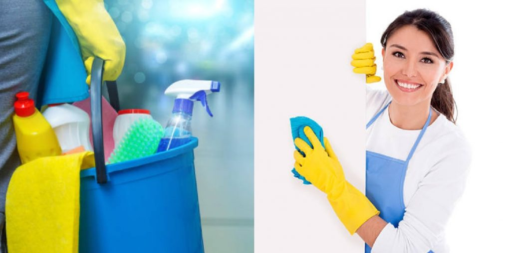 Things only a reputable cleaning company will provide